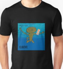 Clarence Nevermind Nirvana (Parody) T-Shirt