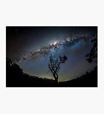 Milky Way Over Nildottie Photographic Print