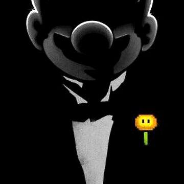 Super formal Mario by nikolech