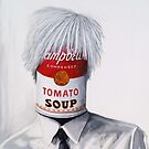 Andy Warhol by tank