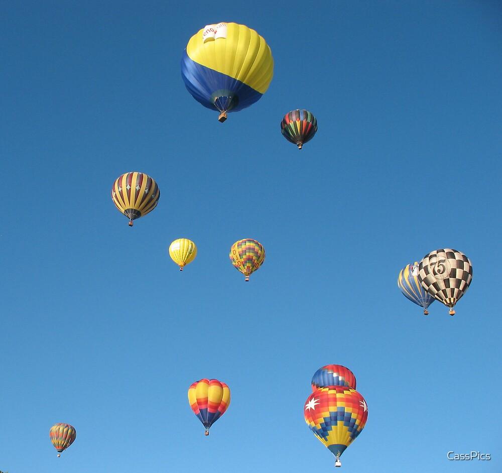 Balloon Bliss by CassPics