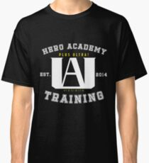 Camiseta clásica Logo de My Hero Academia University