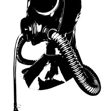 Fetish BDSM Mask by BDSM-T-Shirt