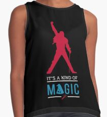QUEEN - It's a kind of magic Contrast Tank