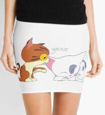 Gatitos Mini Skirt