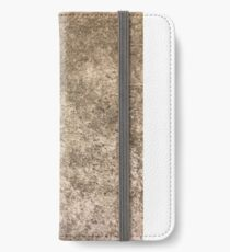 Granite iPhone Wallet/Case/Skin