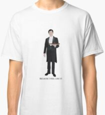 Downton Abbey - Thomas Barrow Classic T-Shirt
