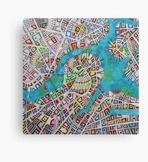 boston (original sold) Canvas Print