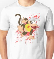 Diddy Kong (Yellow Alt.) - Super Smash Bros T-Shirt