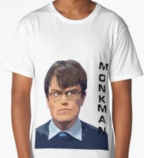 University Challenge Personalities - The Monkman Long T-Shirt