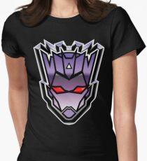 TFxGB - Evil Gozerian (Faction Head) G1 METAL Women's Fitted T-Shirt