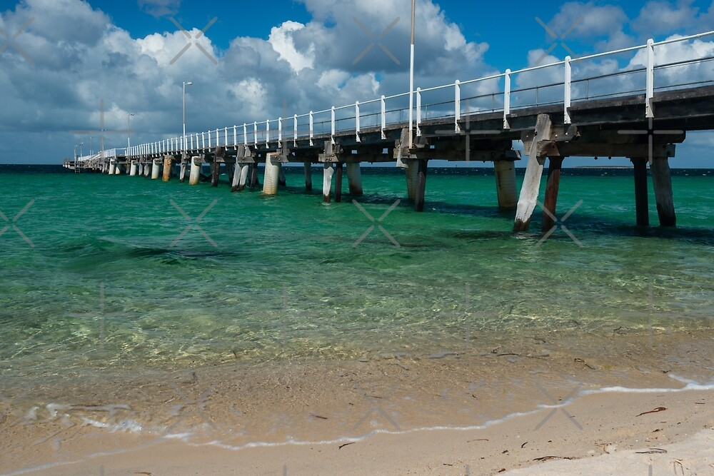 Tumby Bay Jetty, South Australia by SusanAdey