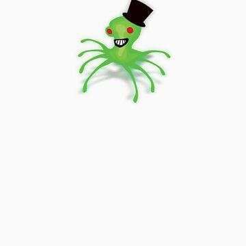 The Impenetrable Button Squid by SecretLab