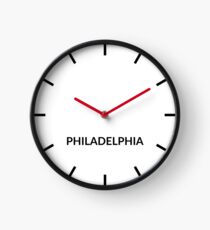 Philadelphia, United States Clock