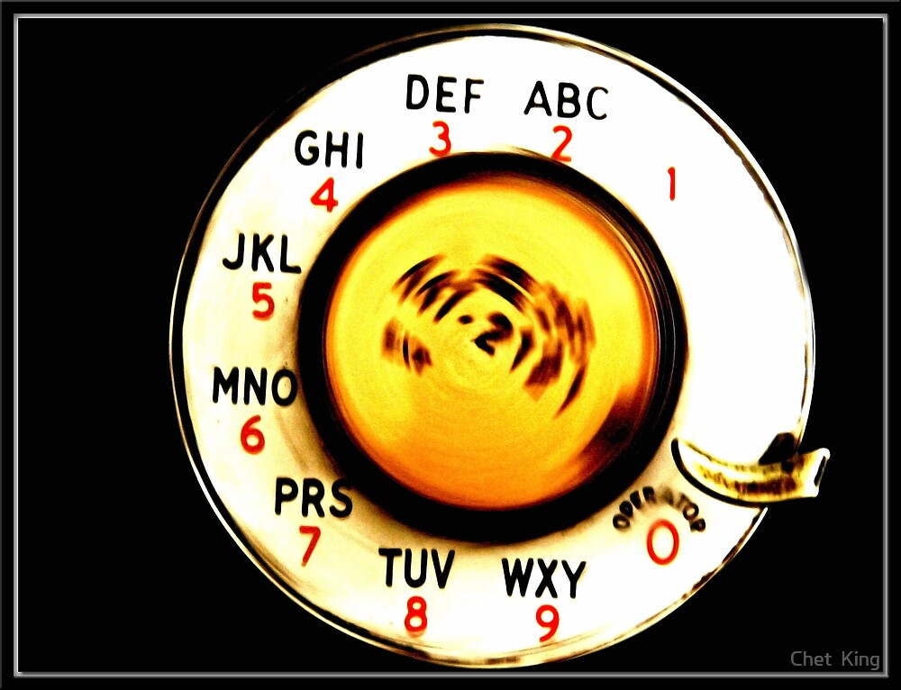 Spinnin Left Round by Chet  King