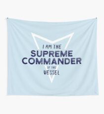The Supreme Commander Tapestry