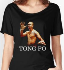 Tong po muay thai Women's Relaxed Fit T-Shirt