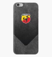 Abarth Alcantara competizione iPhone Case