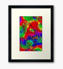 The Message  Framed Print