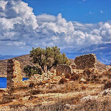 Chalki Ruin by tomg