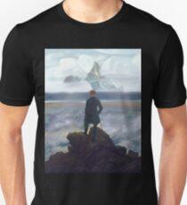 Wanderer above Dinky Island T-Shirt