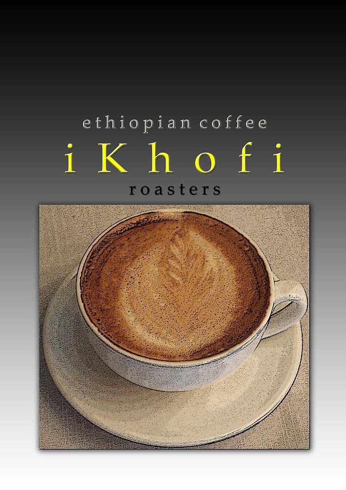 iKofi Poster by Paul Lindenberg