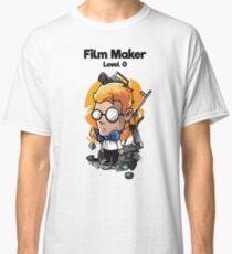 Film Maker - Level 0 (Black Text) Classic T-Shirt