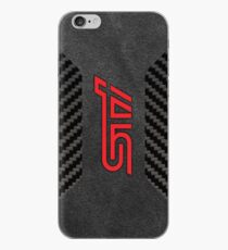 Subaru STI Alcantara carbon iPhone Case