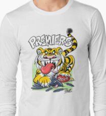 AFL Tigers 2017 - 'We smashed 'em' in black Long Sleeve T-Shirt