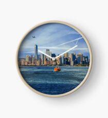 Staten Island Ferry Clock