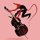 Rockabilly devil by cassiaramone