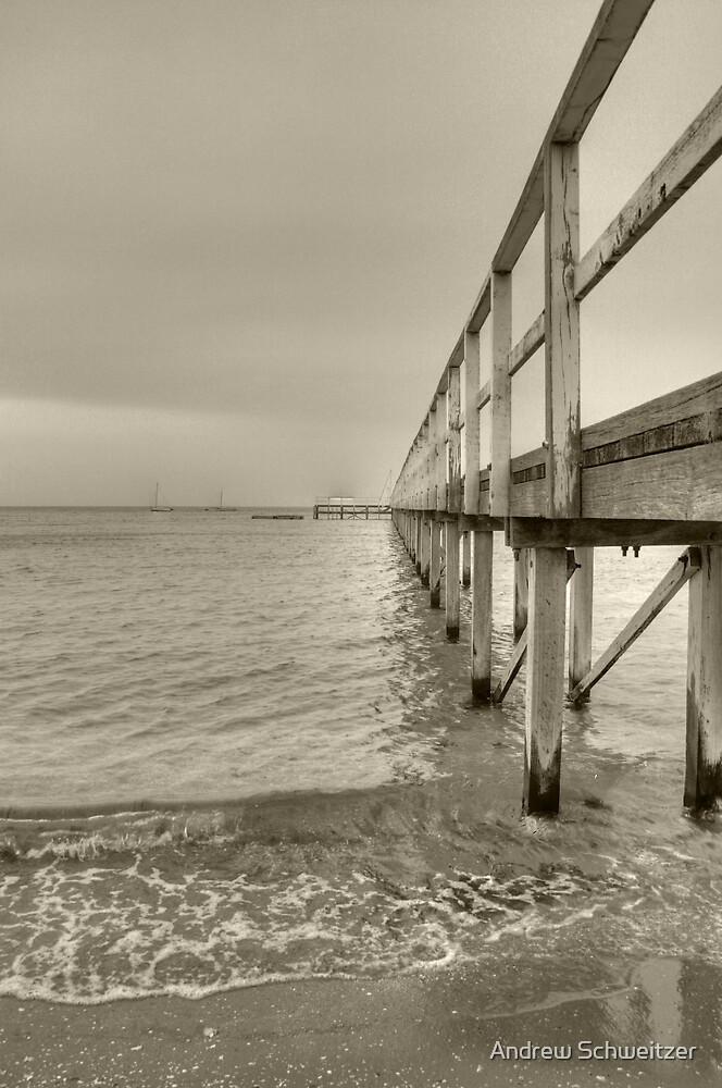 Sorrento Pier by Andrew Schweitzer