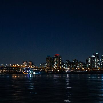 Seoul Skyline by nty6x