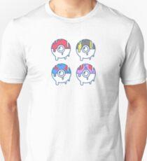Kanto Capsules T-Shirt