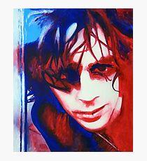 Syd Barrett painting Photographic Print