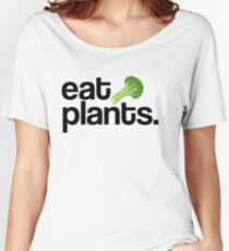 Eat Plants Women's Relaxed Fit T-Shirt