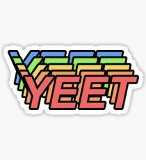 Yeet Sticker