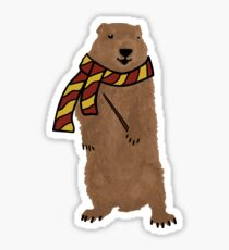 Groundhog 2 Sticker
