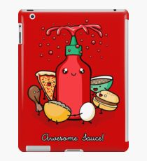 Awesome Sauce iPad Case/Skin