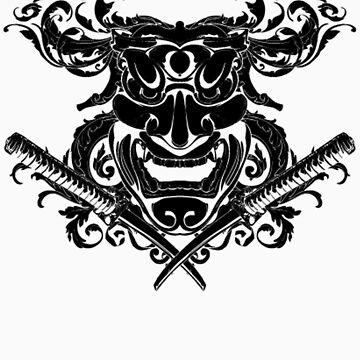 Samurai by ekin