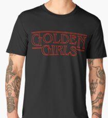 Camiseta premium para hombre Golden Girls Stranger Things Style