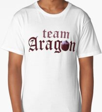 Team Aragon, Tudor Queen Catherine of Aragon slogan Long T-Shirt