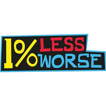 1% Less Worse (Box) by chunked