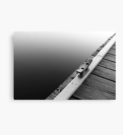 Deeper Water Canvas Print