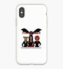 timeless design a93bd 0bf86 The Hex Girls iPhone cases & covers for XS/XS Max, XR, X, 8/8 Plus ...
