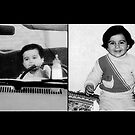 Little Mohsen when he was around 2! by Mohsen Bayramnejad