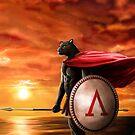 «Spartan Panther» de Alberto Bravo