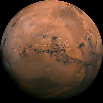 Mars Nasa Image by Omar365