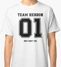 Team Herron - Why Dont We Classic T-Shirt