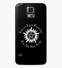 Supernatural Not Alone v2.0 Case/Skin for Samsung Galaxy